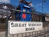 Along GW Rd, West