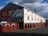 Firhill, Football Stadium