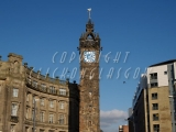 01.02.2012 Glasgow - Glasgow Cross - Tollbooth Steeple 031.jpg