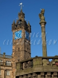 01.02.2012 Glasgow - Glasgow Cross - Tollbooth Steeple 040.jpg