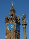 01.02.2012 Glasgow - Glasgow Cross - Tollbooth Steeple 073.jpg