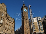01.02.2012 Glasgow - Glasgow Cross - Tollbooth Steeple 112.jpg