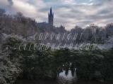 Kelvingrove Park, Snow
