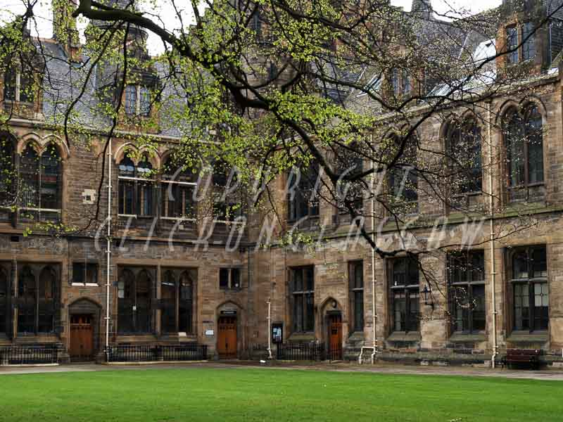 glasgow universities list papers on it