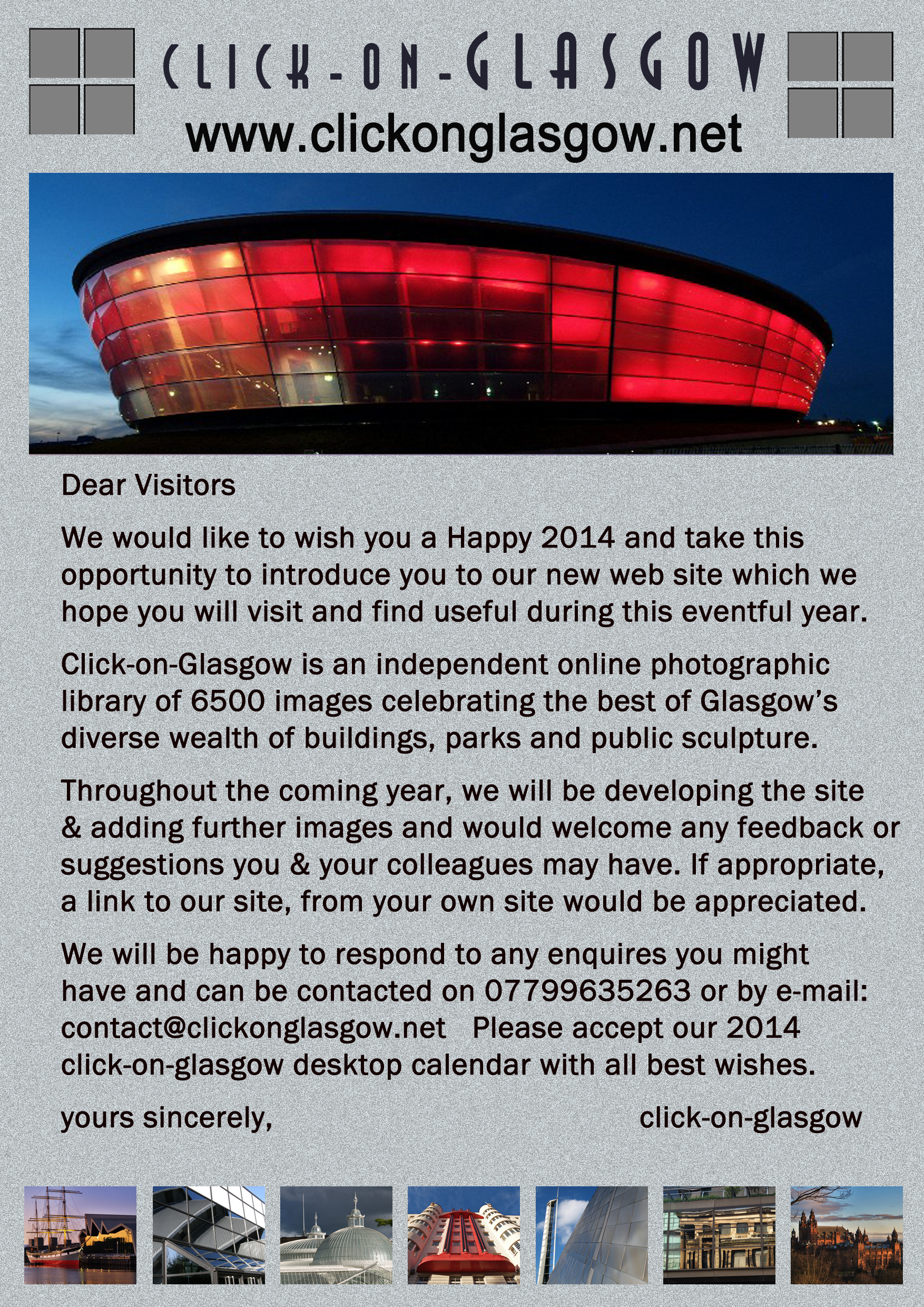 Dear Visitors Introductory card (for Calendar) copy