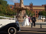 Wedding, Glasgow Green